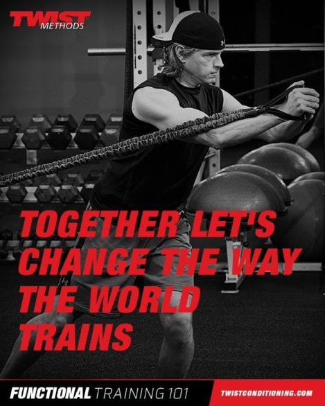 Functional Training 101 - Poster (option 1 - 800x1000)