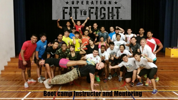 Bootcamp instructor group pic