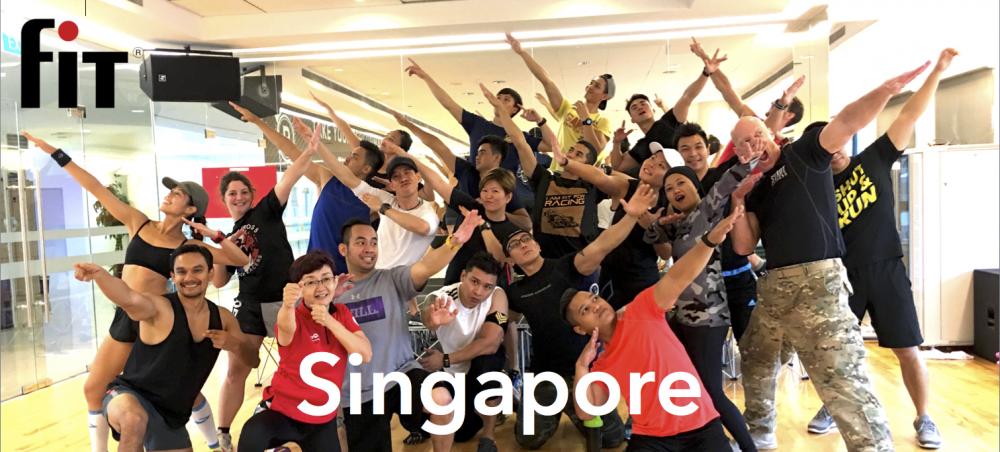 Fitness Innovations Singapore