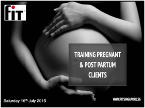 Pregnant and post partum